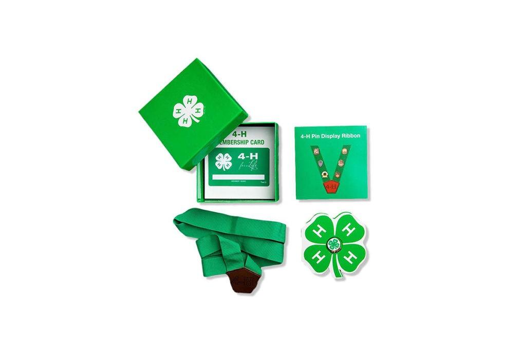 Product Shot of a 4H Membership Kit