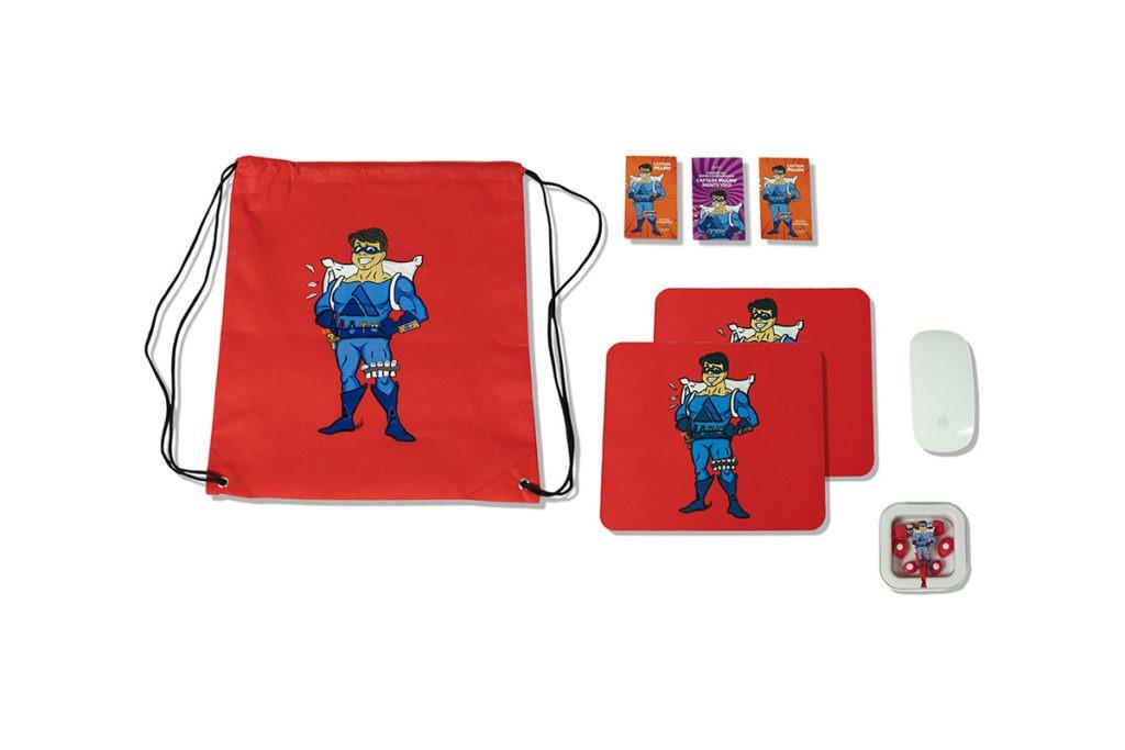 ATRIUM Service Standards Swag Bag