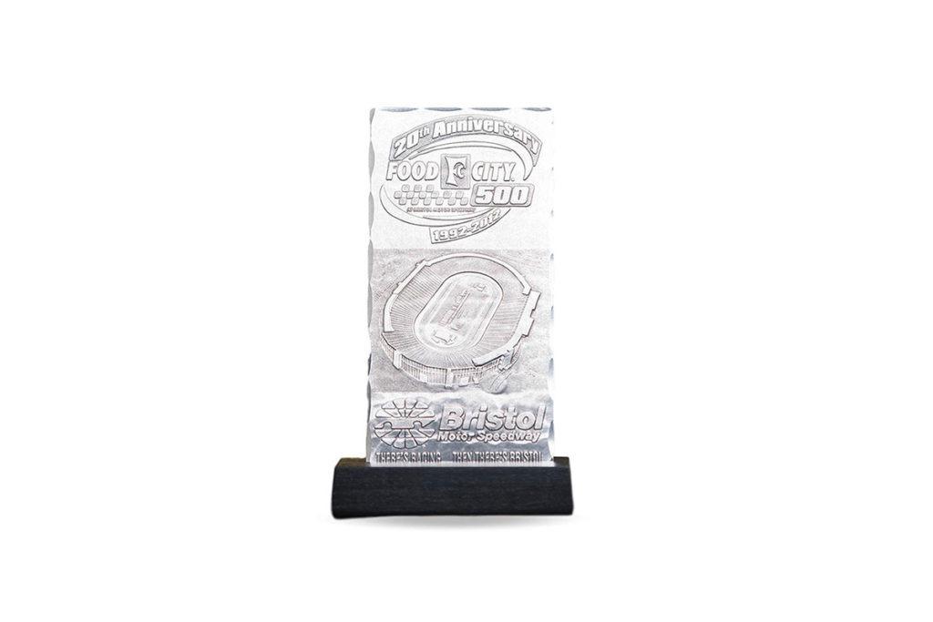 Bristol Speedway Award