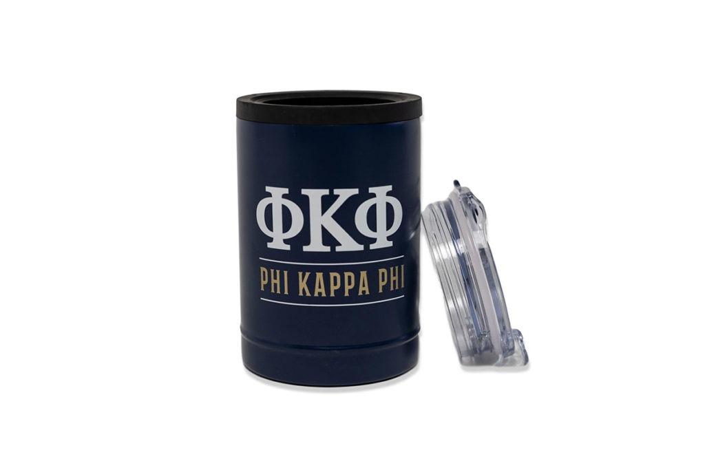 Product Shot of a Phi Kappa Phi Tumbler