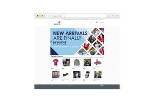 Screenshot of homepage for Skills USA