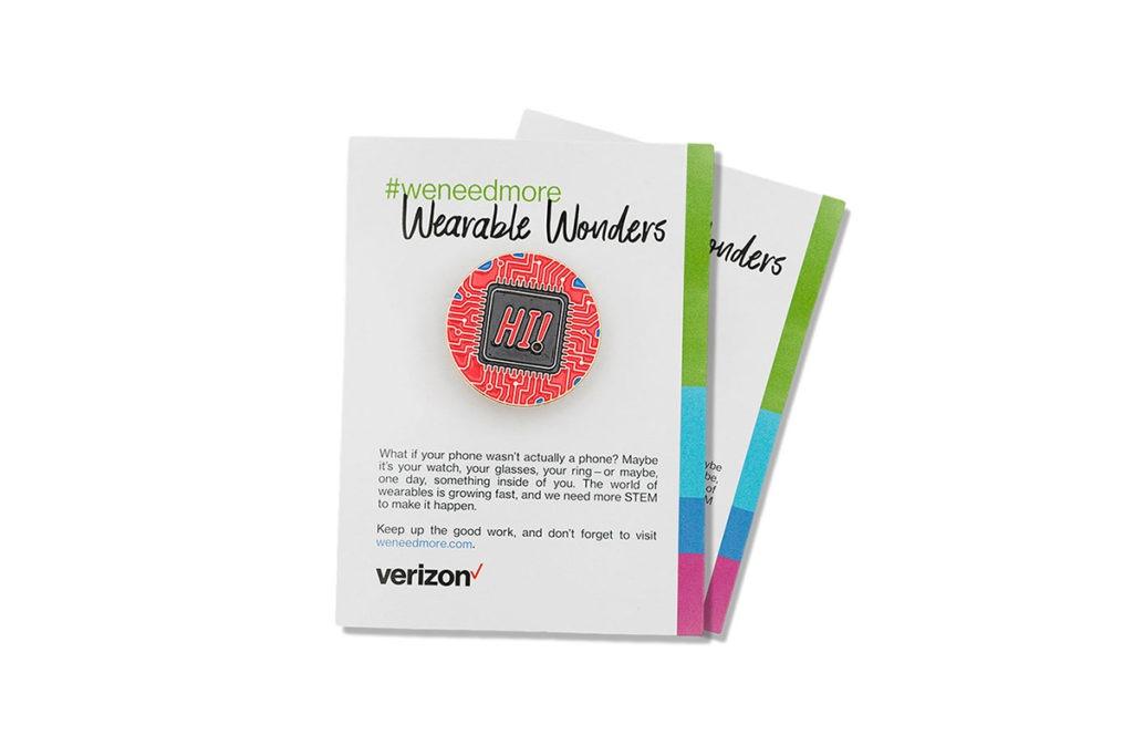 Product Shot of Verizon Wearable Wonders