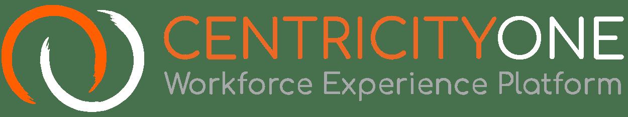 centricityone logo white